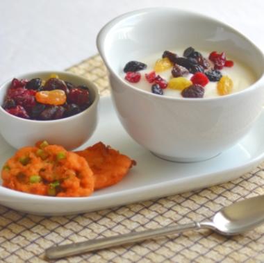 Funke Koleosho s Ogi with Mixed Dried FruitsNigerian Breakfast Food