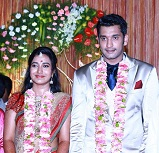 Watch Arulnidhi Keerthana Wedding Reception Marriage HD Unseen Pics And Video Youtube Watch Online Free Download