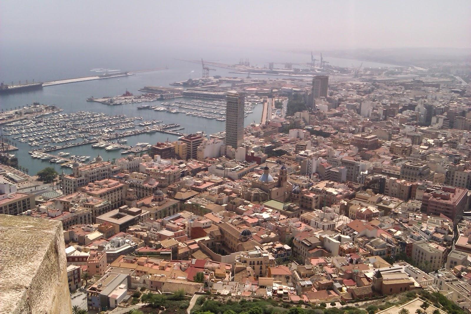 panorama Alicante
