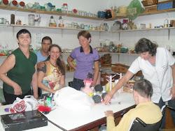 OFICINA CURSOS LIVRES (ARTESANATOS)