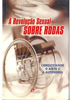 """capa do livro """"A revolução sexual sobre rodas - conquistando o afeto e a autonomia"""""""
