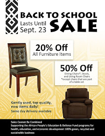 20% - 50% Off Now - Sept 23rd!