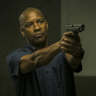 Denzel Washington as Robert McCall in THE EQUALIZER, a review