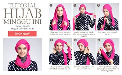 Gambar Hijab Modern untuk Remaja