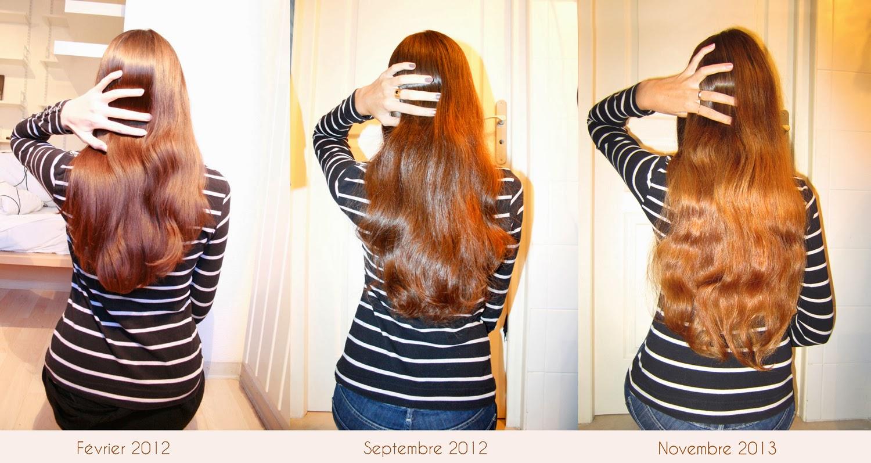 Pousse de cheveux 6 cm