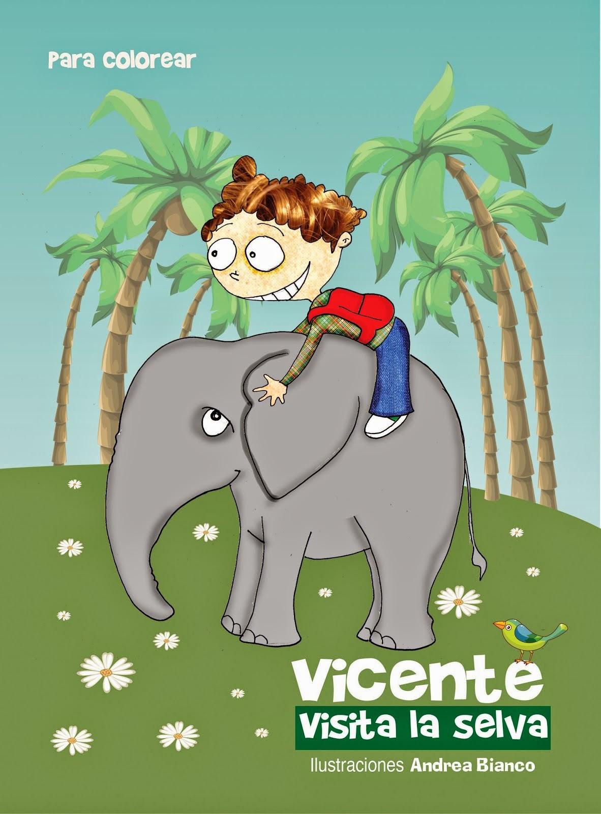 Vicente va a la Selva