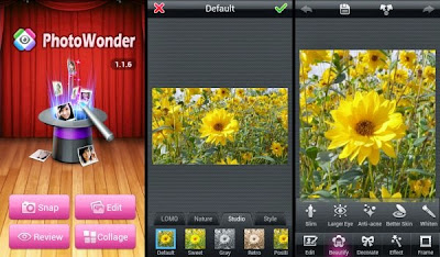 Preview Photowonder | andromin