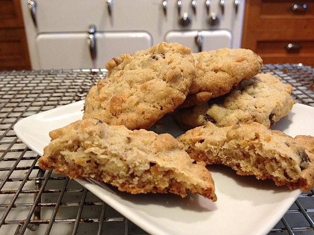 A Cake Bakes in Brooklyn: Elsie's Buffalo Chip Cookies