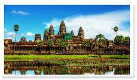 Paket Tour 4H3M Wonders of Siem Reap Tour - Pilihan Hotel & Paket Tour di Cambodia