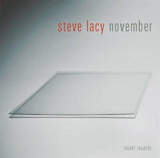 Steve Lacy, November