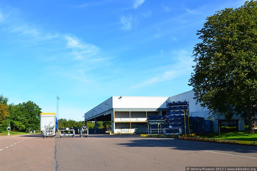 Завод Volvo Trucks в Гётеборге