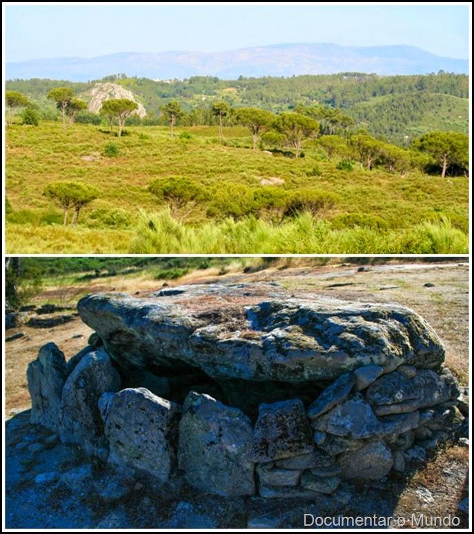 Abrigo da Orca; Circuito Pré-Histórico Fiais/Azenha; Carregal do Sal