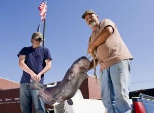 International fishing news usa lake o the pines 74 lb for Lake o the pines fishing report