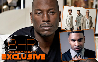 TGT Member Tyrese Reveals That Ginuwine Has Let The Group
