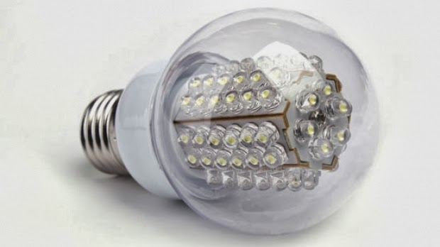 Chinese Scientists Achieve Internet Access Through Lightbulbs