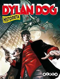 DYLAN DOG HISTORIETA
