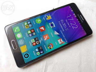 Sprint Samsung Galaxy Note 4