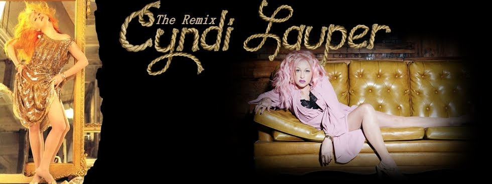 Cyndi Lauper ;; The Remix