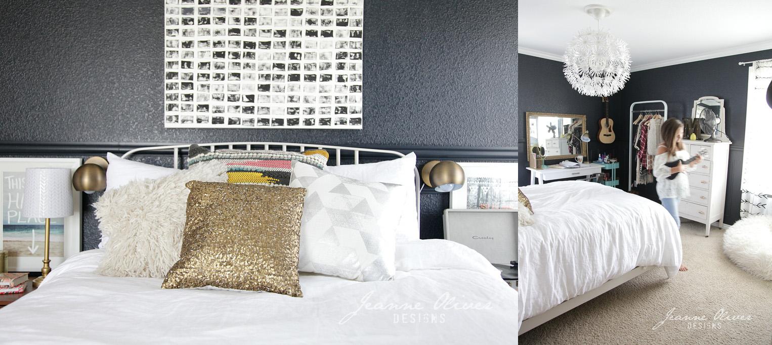 Arredare camera ragazza camera da letto moderna torino - Camera da letto ragazza ...