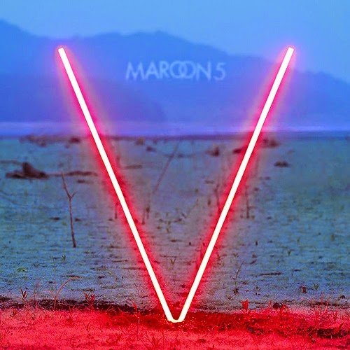 album cover maroon 5 V