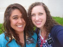 Sister Navarro & Sister Browning