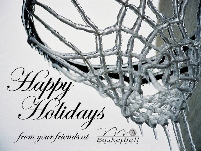 Happy Holidays from MBHOF