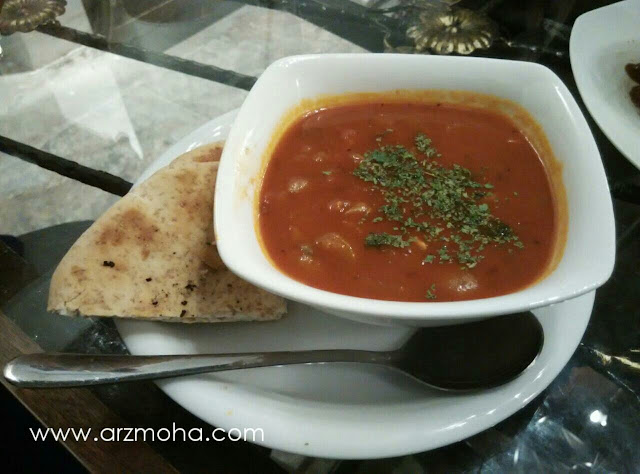 mexican soup, AB cafe, gambar makanan, gambar cantik, AB cafe penang,
