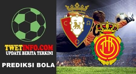 Prediksi Osasuna vs Mallorca