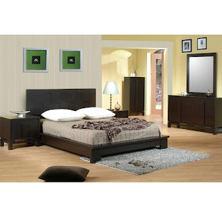 Chicago Bedroom Set AH