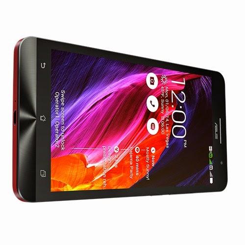 Spesifikasi Smartphone Android ASUS ZenFone 6