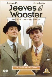 Jeeves and Wooster TV show poster