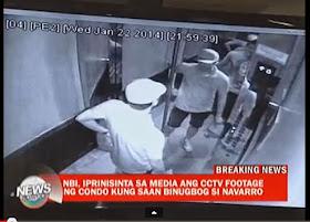 Vhong-Navarro-Deniece-Cornejo-condo-unit-cctv