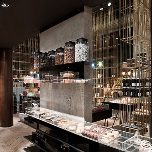Unique And Elegant Cookies Store Design Ideas
