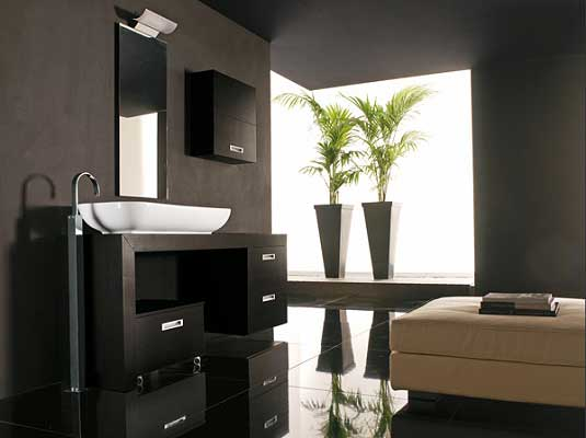 Designer Bathroom Furniture