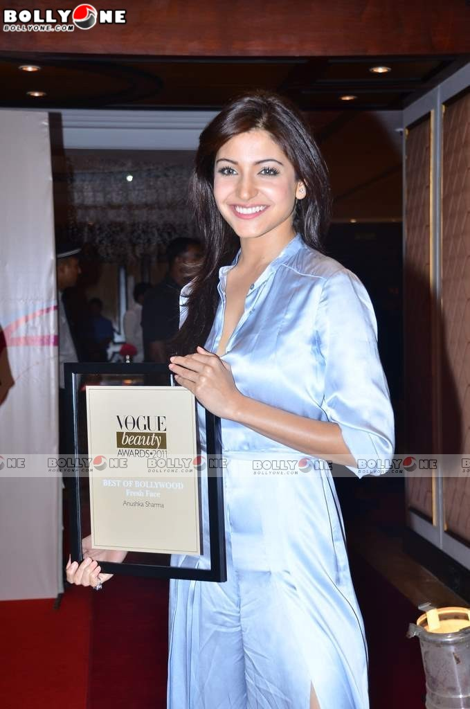 Anushka Sharma at Vogue Beauty Awards