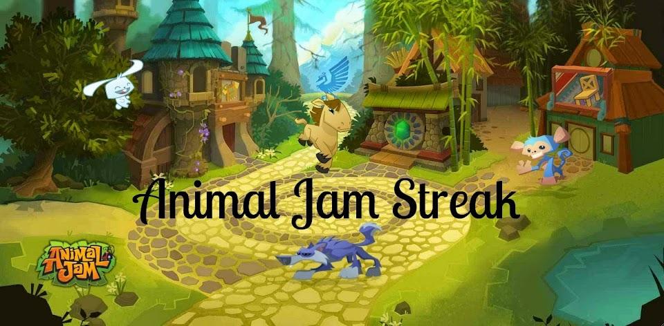 Animal Jam Streak