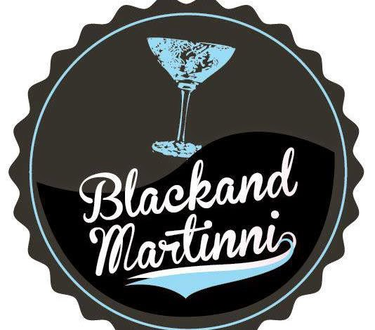 Blackand Martinni