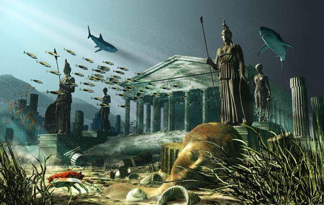 lost City Of Atlantis, Misteri Peradaban Masa Lalu Di Dunia