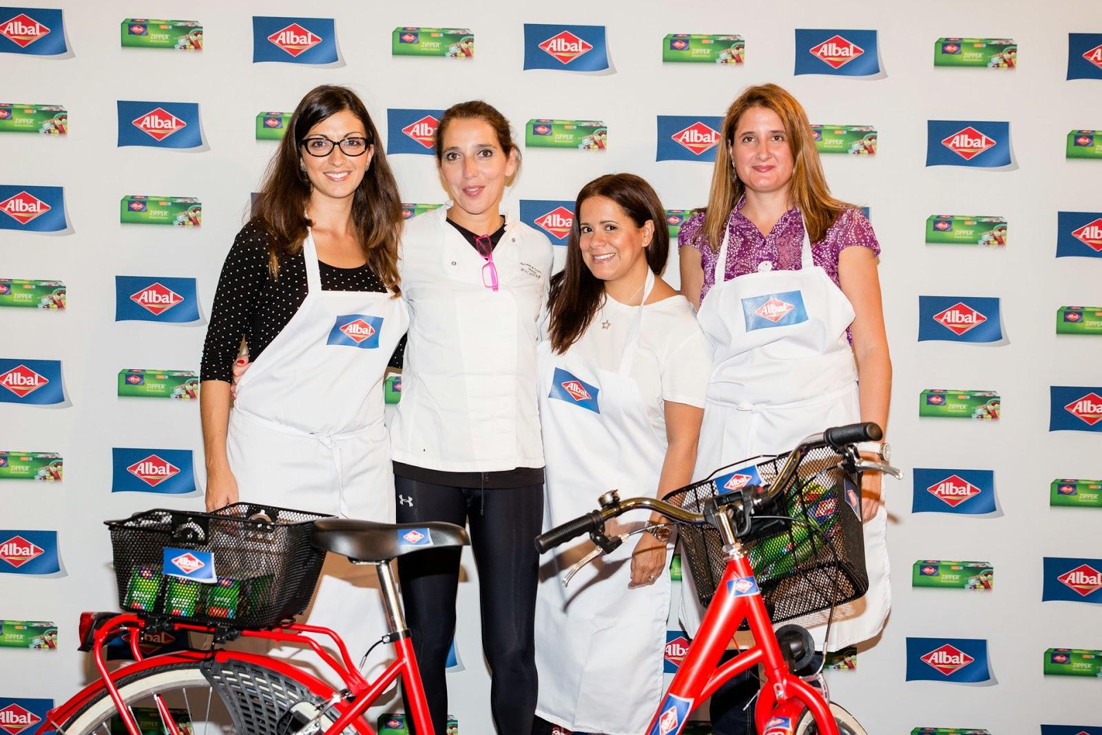 Taller de Cocina con Iria Castro y Albal