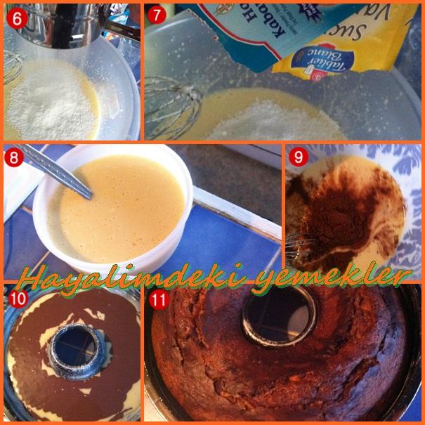 degisik resimli yumusacik kek tarifleri,cikolatali kek nasil yapilir