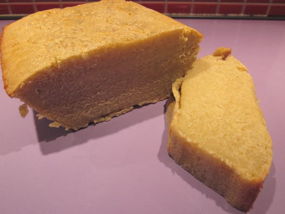 Pain sans gluten à la farine de pois chiche