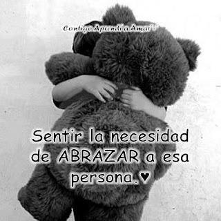 Imagen Sentir La Necesidad De Abrazar A Esa Persona (Imagenes para Facebook)
