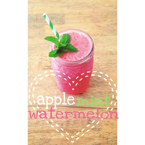 http://veganlifeisgood.blogspot.com/2013/08/juice-apple-mint-watermelon.html
