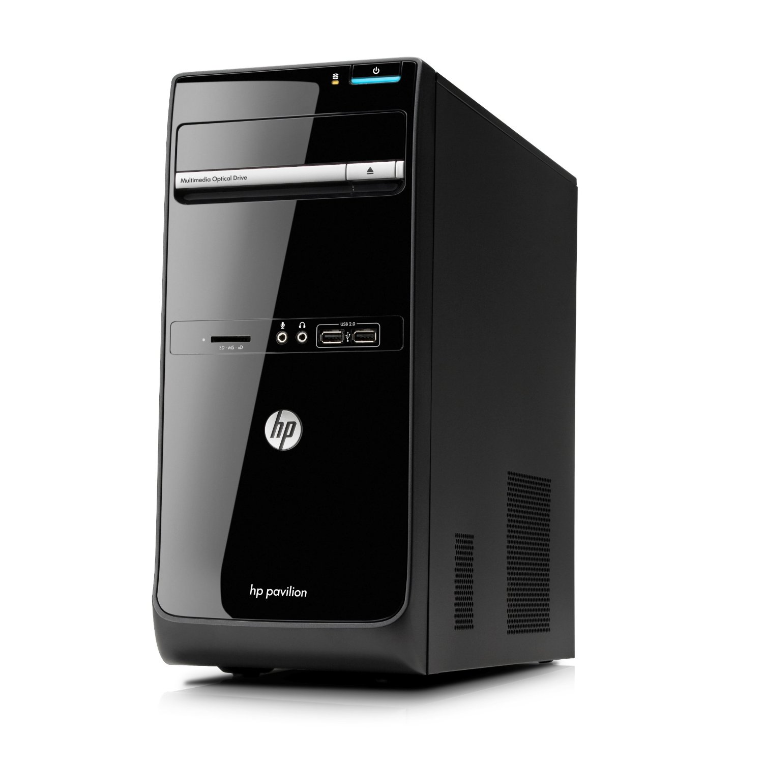 hp pavilion p6 2390 desktop review desktop computers review. Black Bedroom Furniture Sets. Home Design Ideas