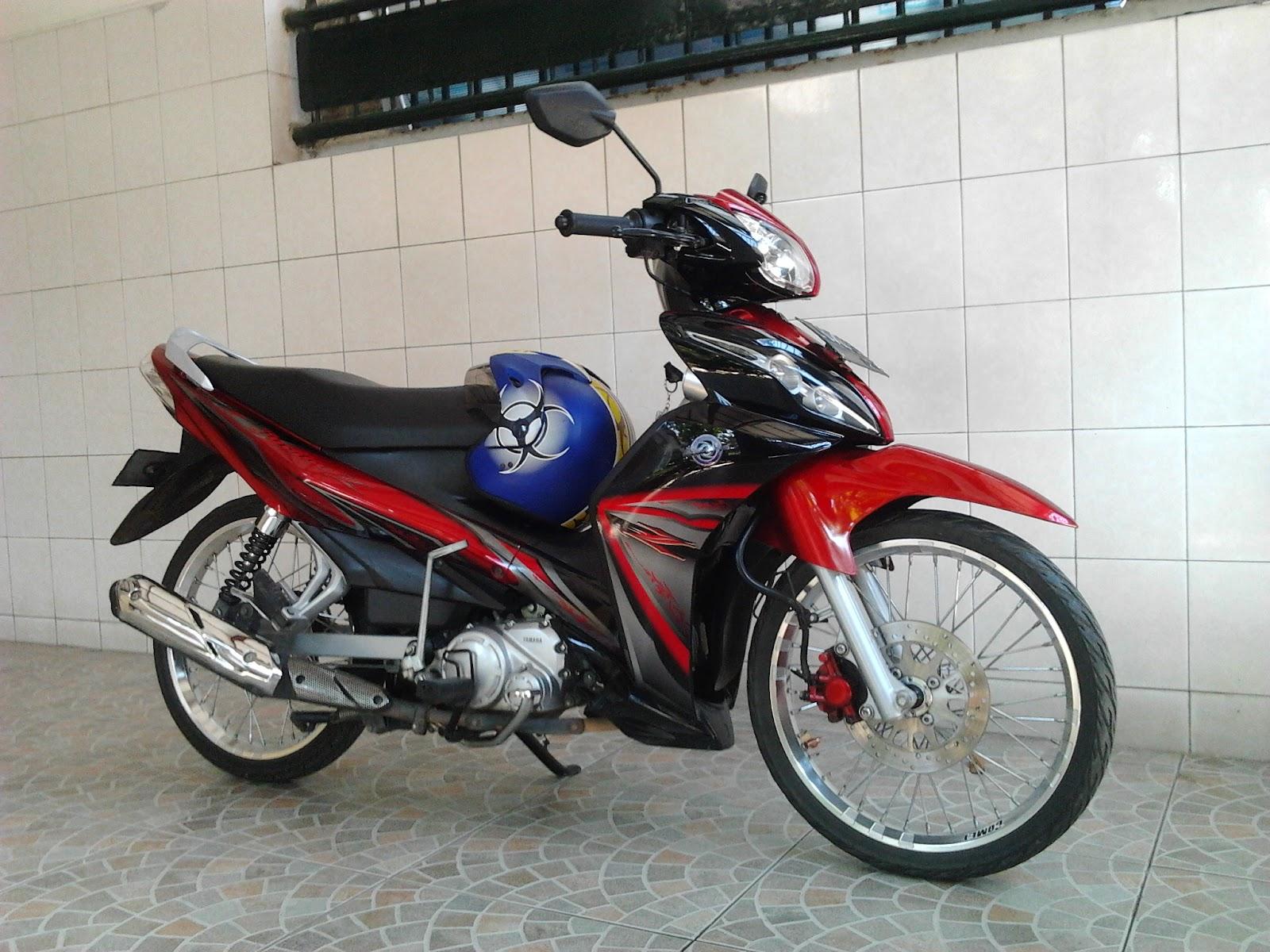 New Jupiter Z 115 Surabaya title=