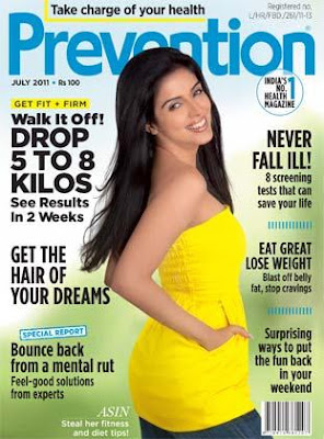 Asin Prevention Magazine coverpage stills