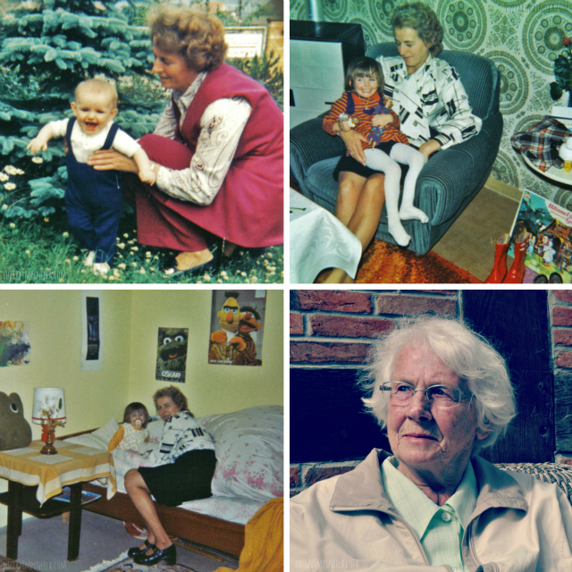 luzia pimpinella BLOG | #BIWYFI | fotos meiner oma aus dem familienalbum | photos of my granny from the family album