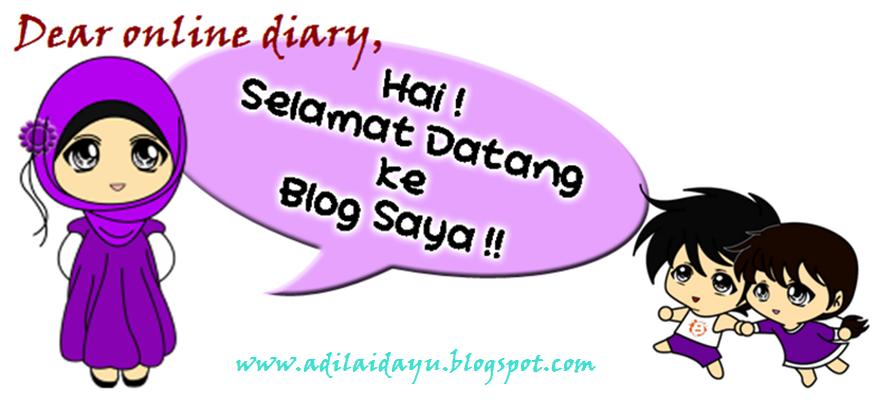 cik diladayu blog