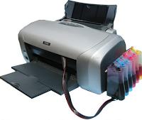 cara memperbaiki printer rusak lampu berkedip-kedip