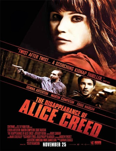 Ver La desaparición de Alice Creed (The Disappearance of Alice Creed) (2009) Online